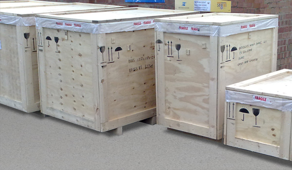 The Importance of Hiring Professional Export Packaging