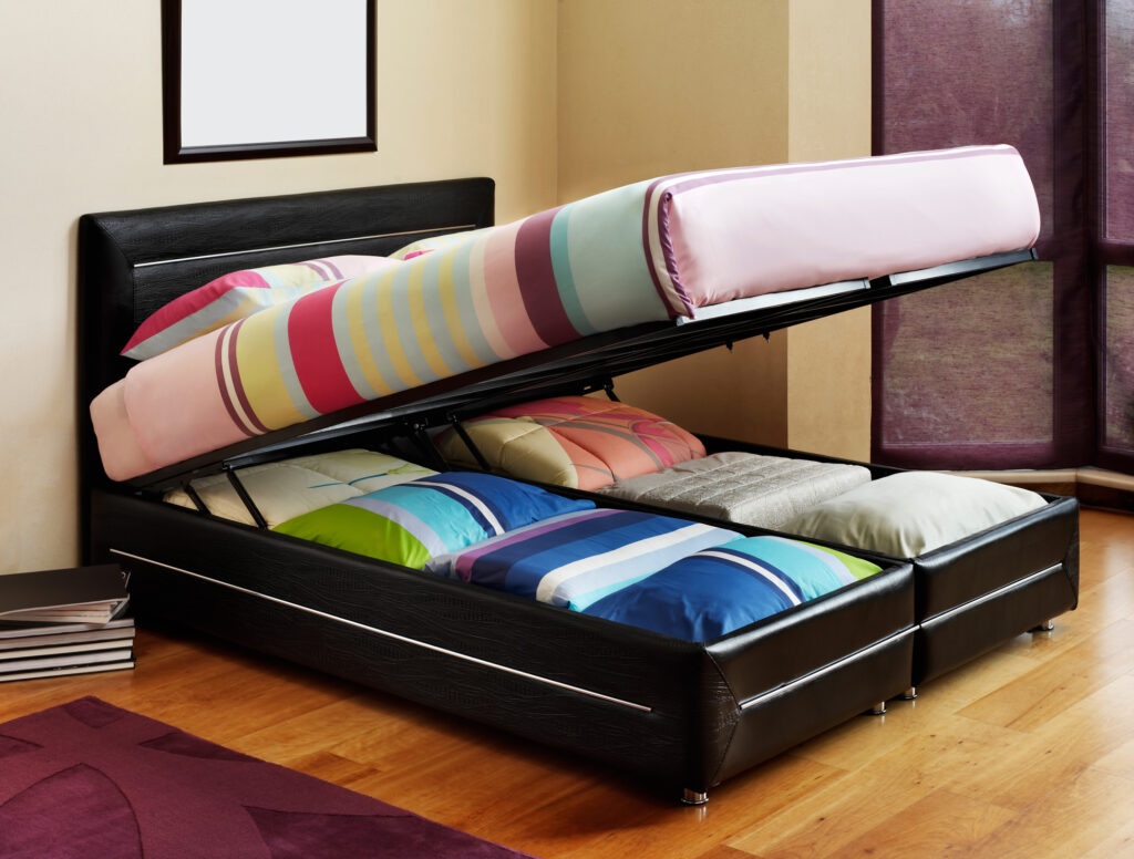 What Are The Benefits Of Bed Base With Storage?