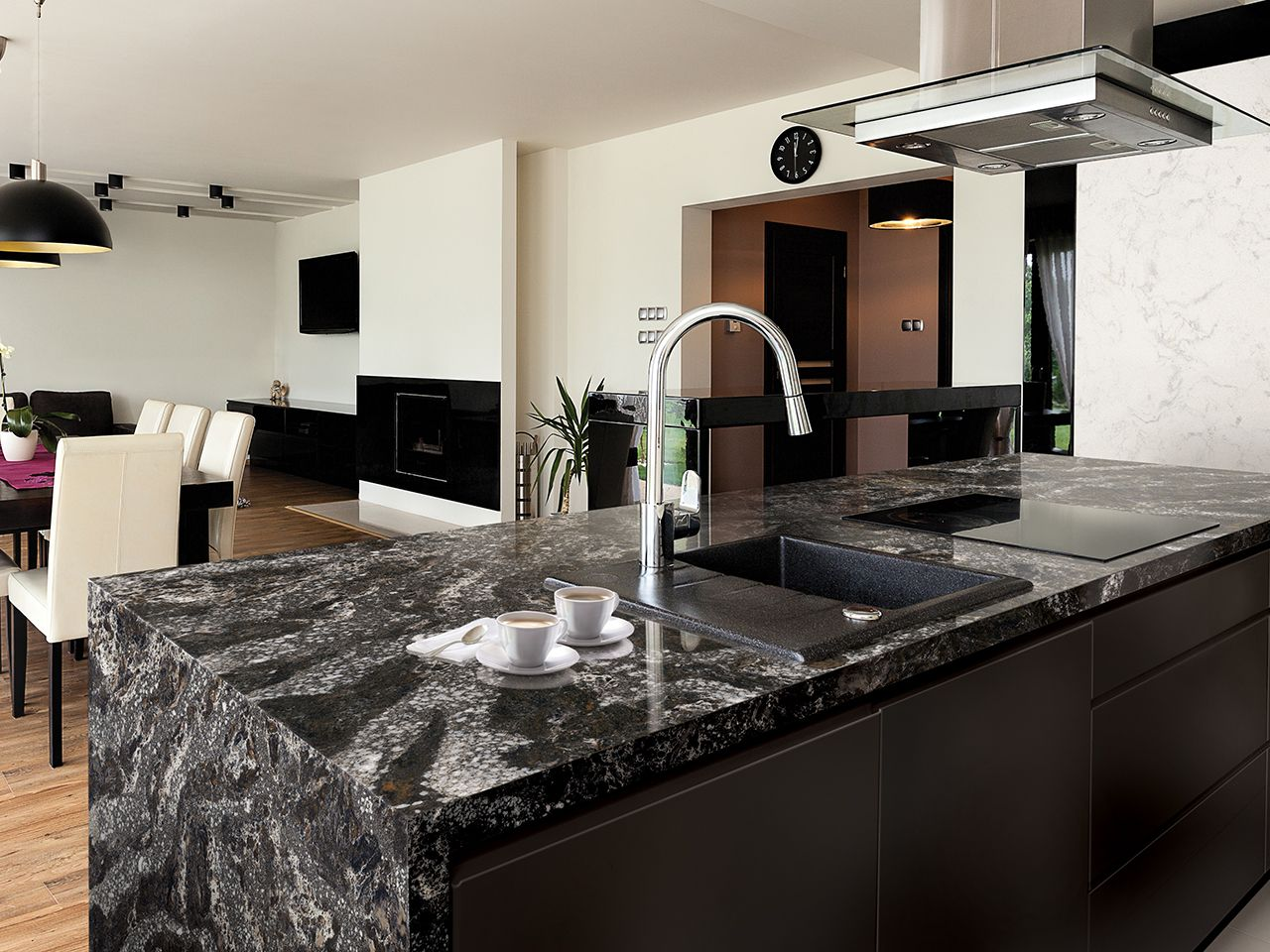 A Quick Guide For Installing Black Granite Benchtop