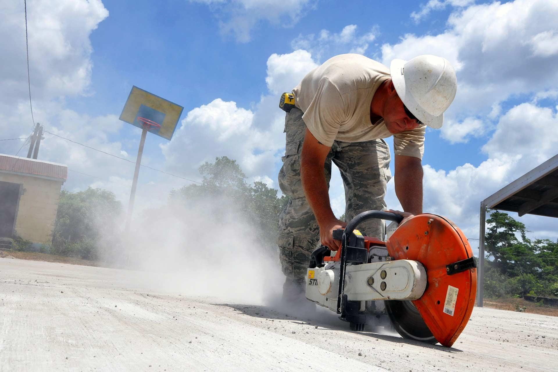 Advantages of Professional Concrete Cutting