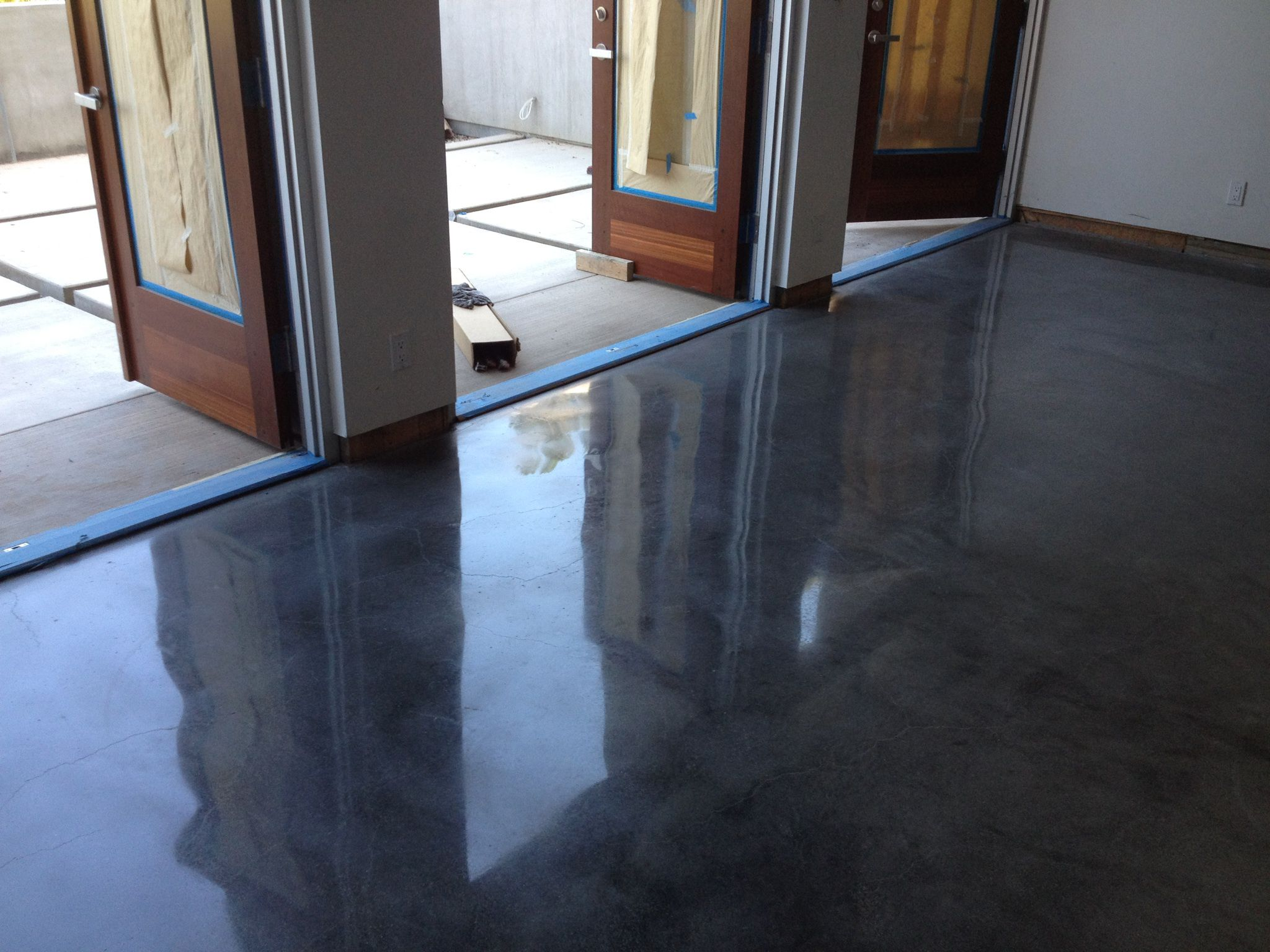 The Beauty Of Polished Concrete Floor In Industrial Sectors