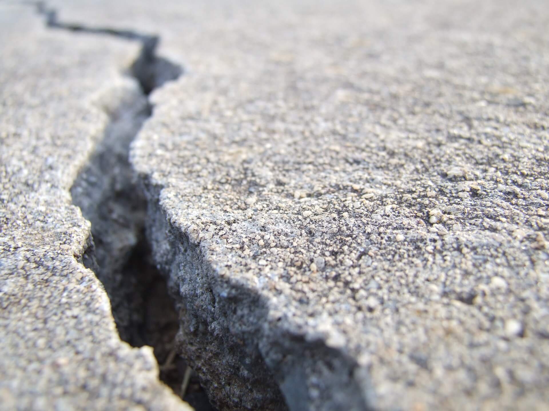 Fixing Concrete Cracks For Your Driveways, Patios And Other Concrete Surfaces In A Professional Way!