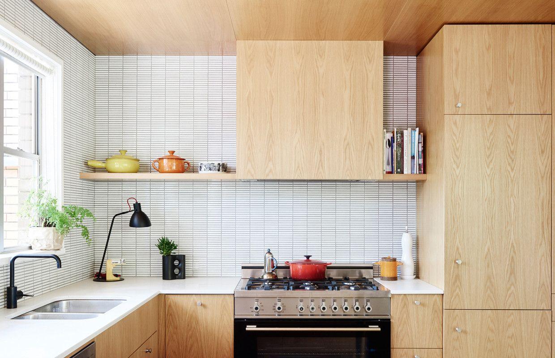 All About Splashback Tiles For White Kitchen