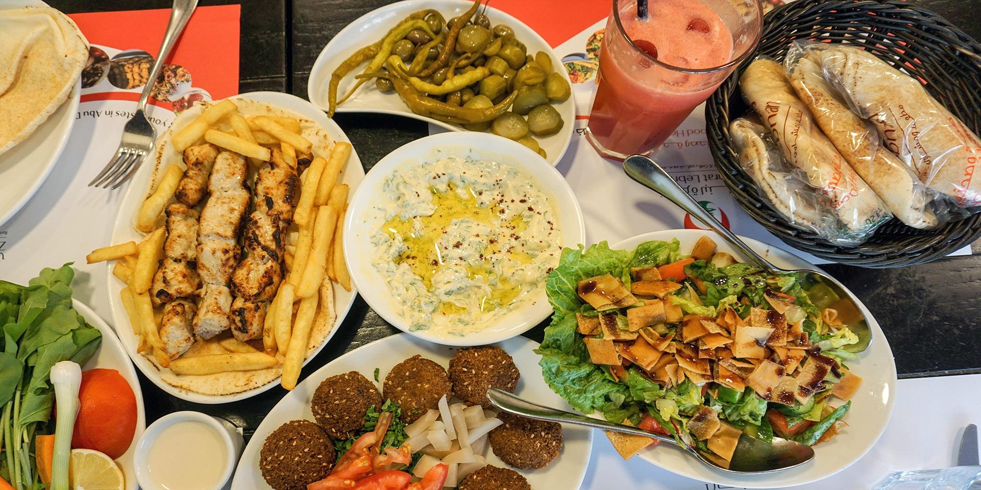 Lebanese restaurant Willoughby