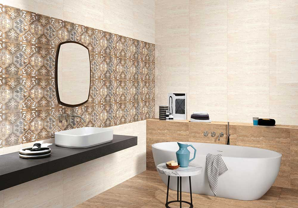 How To Come Up With Best Designer Bathroom Tiles